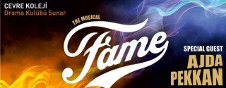Çevre Koleji Fame Müzikali afiş