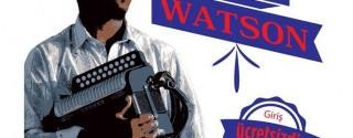 Cedric Watson Konseri Ücretsiz afiş