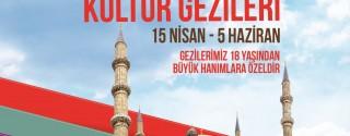 Edirne Kültür Gezileri afiş