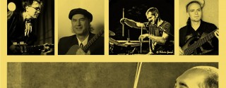 Lache Cercel & The Roma Swing Ensemble afiş