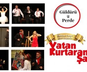 Vatan Kurtaran Şaban Tiyatro
