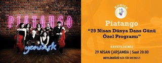 Piatango Konseri afiş