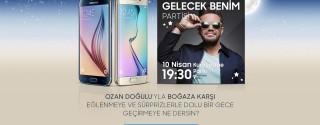 Samsung Gelecek Benim Partisi afiş