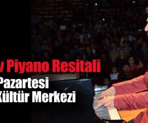 İslam Manafov Piyano Resitali