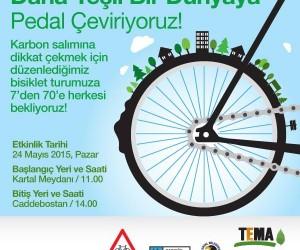 Daha Yeşil Bir Dünyaya Pedal Çeviriyoruz