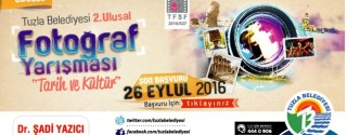 Tuzla Belediyesi 2.Ulusal Fotoğraf Yarışması afiş
