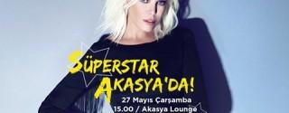 Ajda Pekkan Akasya'da! afiş