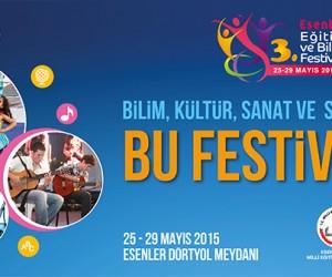 Esenler Eğitim ve Bilim Festivali
