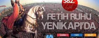 Fetih Şöleni afiş