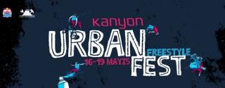 Kanyon Urban Fest afiş
