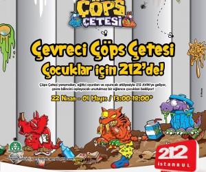 Çöps Çetesi 212 AVM'de!