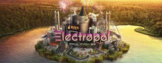 Electropol Festival İstanbul 2016 afiş
