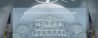 Ramazan Beşiktaş'ta Güzel afiş