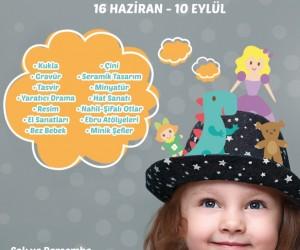 Marmara Park'tan Çocuklara Yaz Boyu Eğlence
