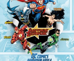Justice League Kahramanları Kanyon'da!