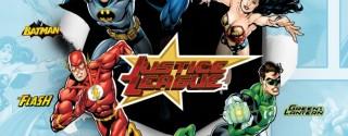 Justice League Kahramanları Kanyon'da! afiş