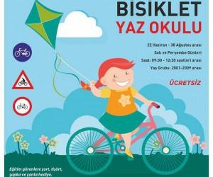 Bisiklet Yaz Okulu