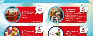 Profilo AVM'de Bayram Şenliği afiş
