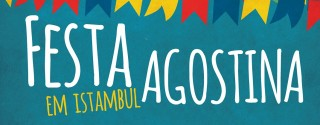 Festa Agostina Brezilya Gülü afiş