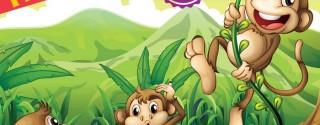 Minik Maymun Muki afiş