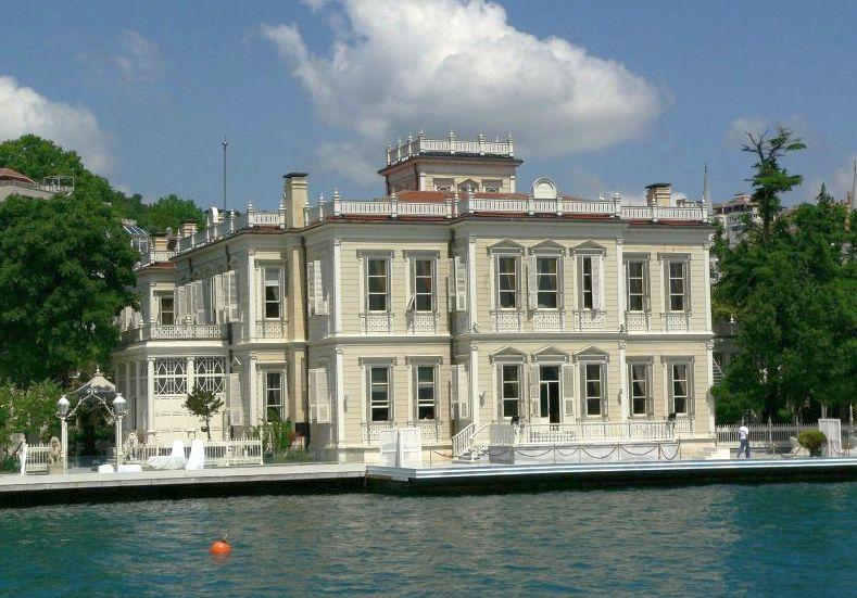 Sait Halim Paşa Yalısı afi�