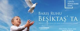Barış Ruhu Beşiktaş'ta! afiş
