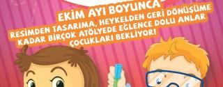 212 İstanbul Power Outlet'te Mutlu Çocuklar afiş
