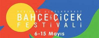 Beşiktaş Uluslararası Bahçe ve Çiçek Festivali afiş