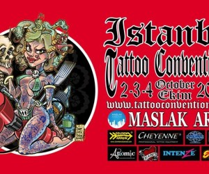 İstanbul Tattoo Convention 2015