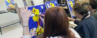 Masterpiece – Joan Miro afiş