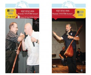 Mustafa Tatlıtürk Konseri