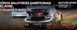 FIA Dünya Rallycross RX Şampiyonası afiş