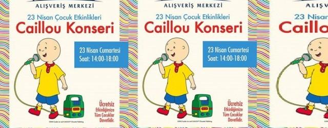 Caillou Konseri