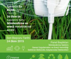 Enerji Verimliliği Paneli'15