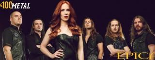 Epica & Finntroll Konseri afiş