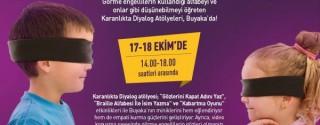 Buyaka'nın Minikleri Dokunarak Öğreniyor afiş