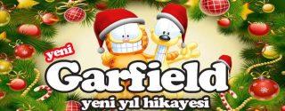 Garfield Yeni Yıl Hikayesi afiş