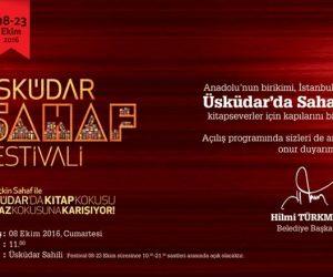 3.Üsküdar Sahaf Festivali