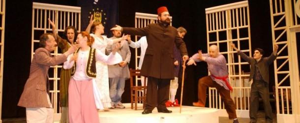 Sersem Kocanın Kurnaz Karısı Tiyatro