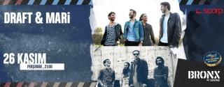 Draft & Mari Konseri afiş