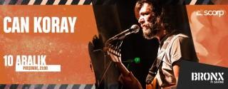 Can Koray Konseri afiş