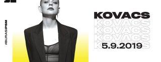 Kovacs Konseri afiş