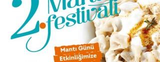 2.Geleneksel Mantı Festivali afiş