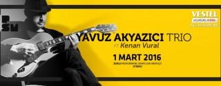 Yavuz Akyazıcı Konseri afiş