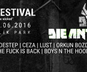 Dropout Festival – Die Antwoord
