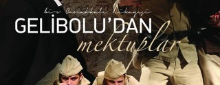 Gelibolu'dan Mektuplar Tiyatro afiş