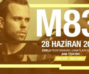 M83 Konseri
