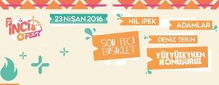 İnci Fest afiş