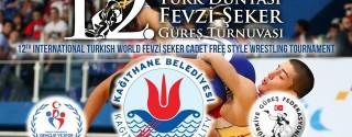Güreş Turnuvası afiş