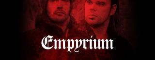 Empyrium Konseri afiş